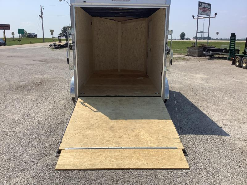 2022 Wells Cargo RFV7X12 EXTRA HEIGHT Enclosed Cargo Trailer
