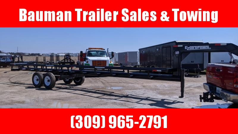 2020 Other 32FT EZ-HAUL ROUND BALE TRAILER Other Trailer