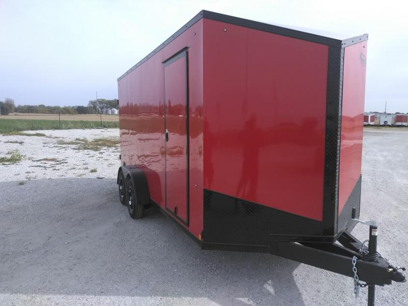 2021 Formula Trailers Triumph 7x16TE2 Enclosed Cargo Trailer
