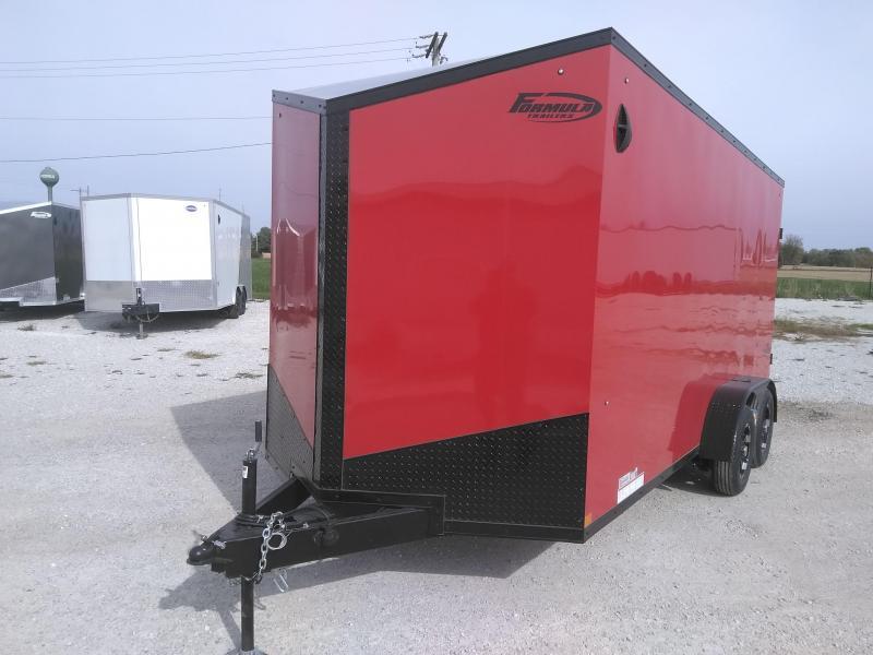 2021 Formula Trailers Triumph 7x16TE2 Enclosed Cargo Trailer