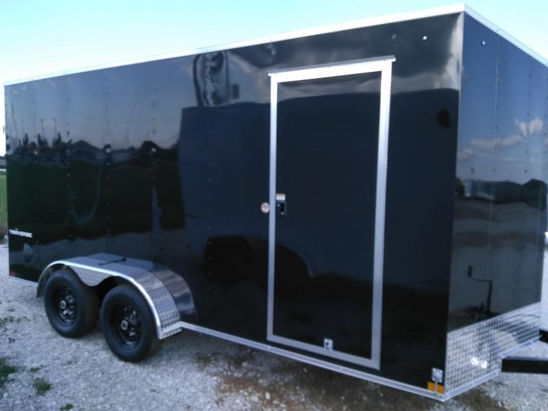 2021 Formula Trailers Traverse Extra Tall 7x16TE2 Enclosed Cargo Trailer