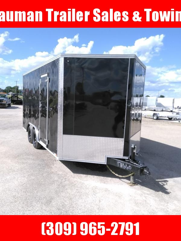 2021 United Trailers EXTRA TALL  XLTV8.5X19 TA35-S Enclosed Cargo Trailer