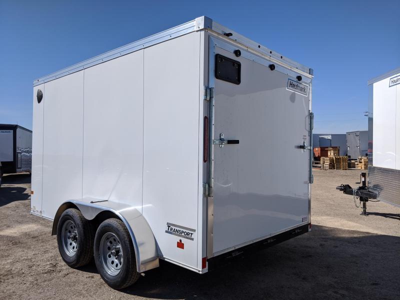 2021 Haulmark TSV712T2 Enclosed Cargo Trailer