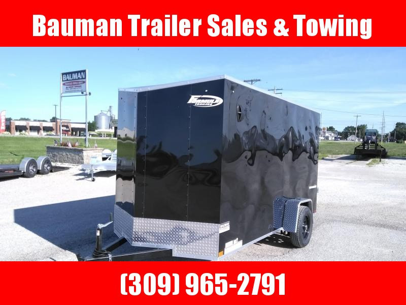 2021 Formula Trailers Traverse 6x12SI2 EXTRA HEIGHT Enclosed Cargo Trailer