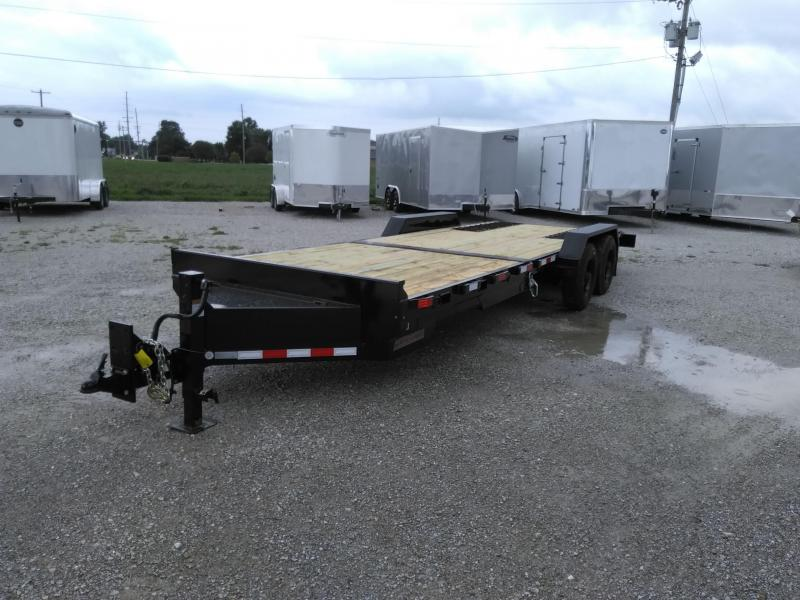 2021 Midsota TBHD-24 Equipment Trailer