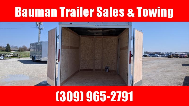 2020 Haulmark Contractor TSV712T2 Enclosed Cargo Trailer