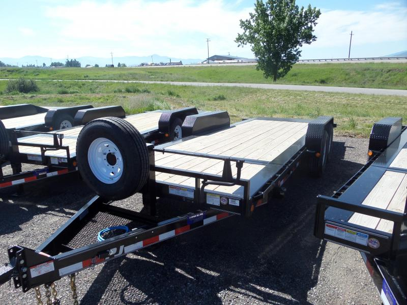 2019 PJ Trailers HD Equipment Tilt 16K 20'