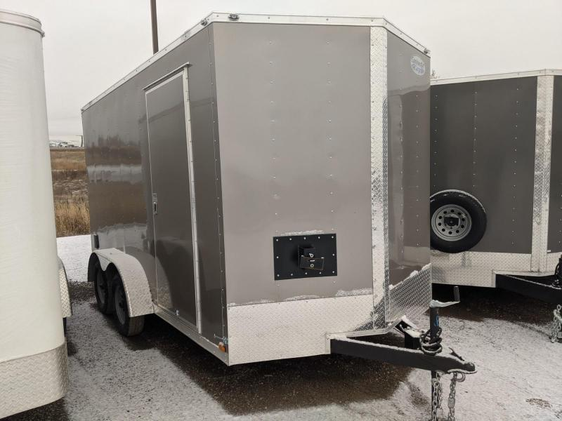 2021 Continental Cargo VHW714TA2 Enclosed Cargo Trailer