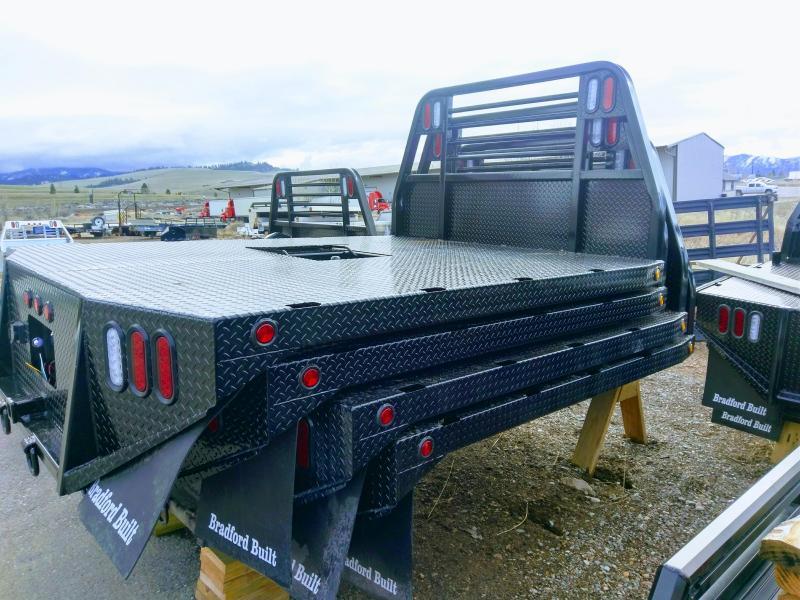 2020 Bradford Built Mustang Bed