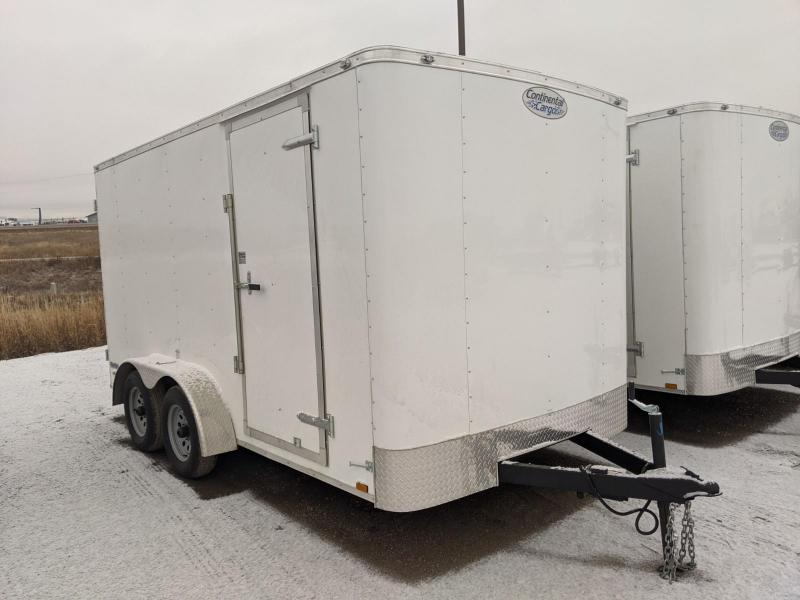 2021 Continental Cargo Rambler 7 x 14 Enclosed Cargo Trailer