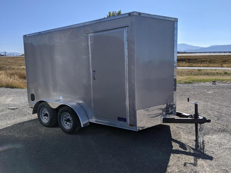2021 Continental Cargo VHW712TA2 Enclosed Cargo 7x12 Trailer