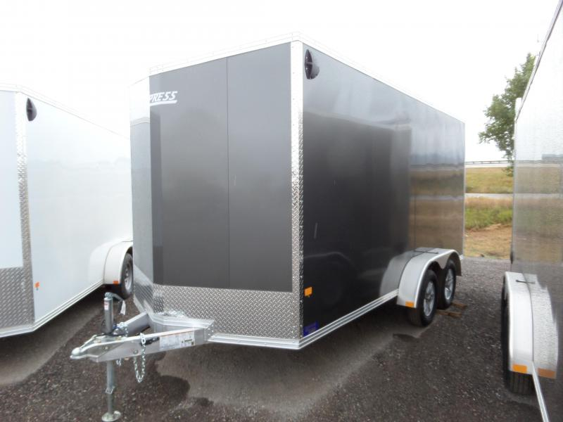 2020 High Country Xpress 7' x 14' Enclosed Cargo Trailer