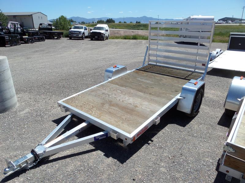 2017 High Country HU 66x10RW Utility Trailer