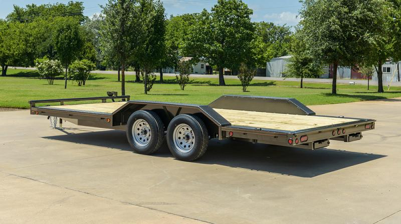 "2021 MAXXD H5X - 5"" Channel Buggy Hauler Car / Racing Trailer"