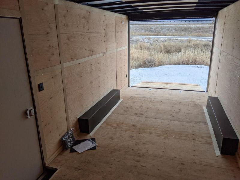 2021 Continental Cargo VHW8520TA3 Enclosed Cargo Trailer
