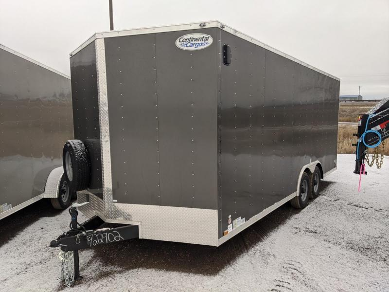 2021 Continental Cargo VHW8520TA3 Enclosed Cargo Trailer