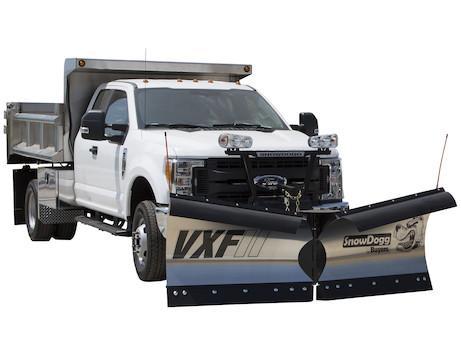 2020 SnowDogg VXF85 II Snow Plow