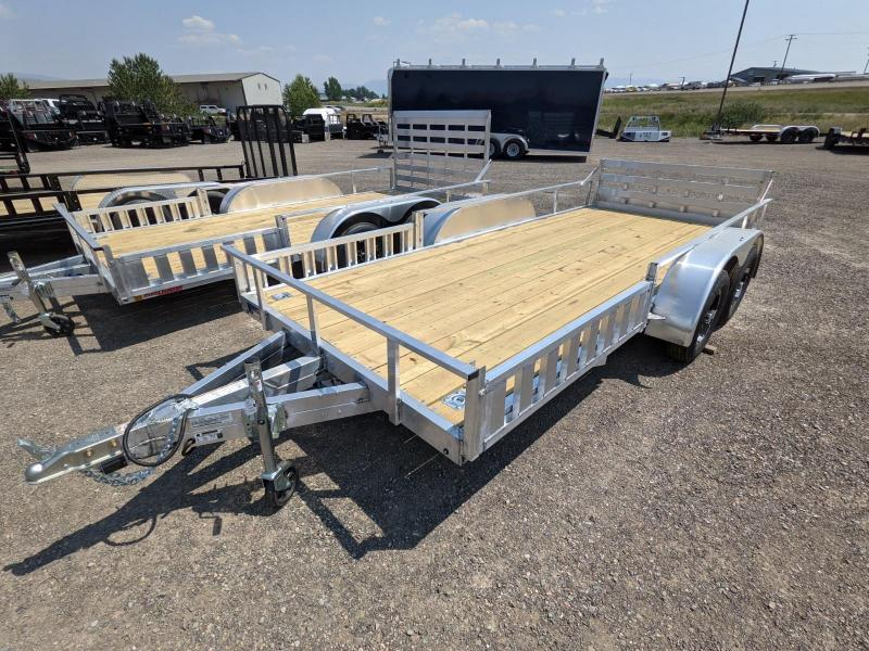 2021 High Country HLS 6.5X16 Utility Trailer