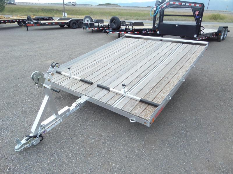 "2018 High Country Raft Trailer 96"" x 10'"