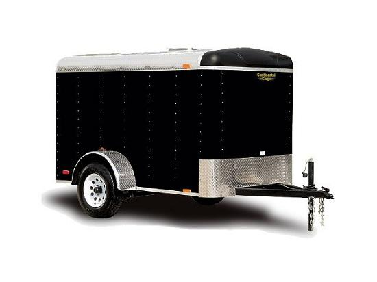 2021 Continental Cargo TW58SA Enclosed Cargo Trailer