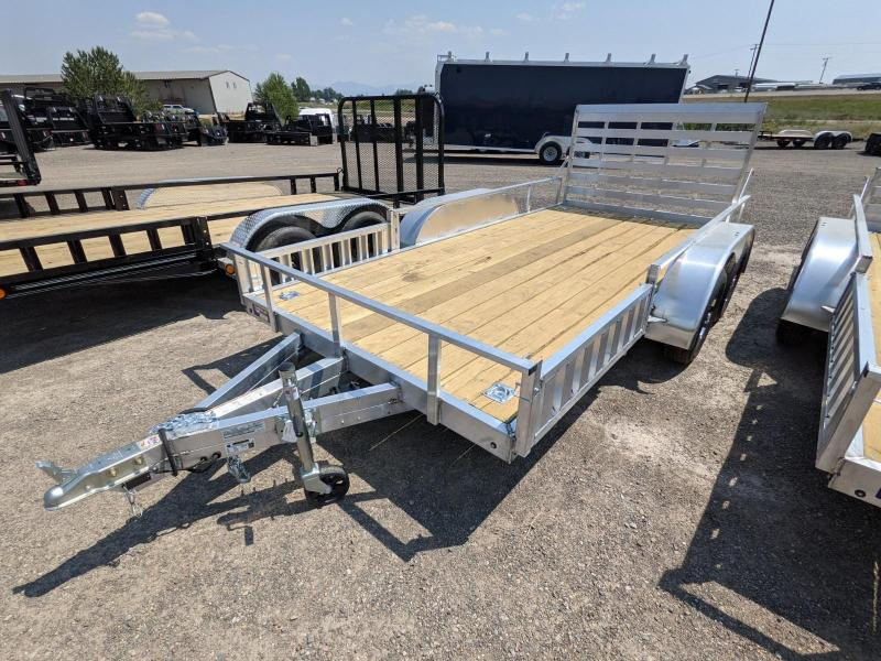 2021 High Country HLS 6.5X14 Utility Trailer