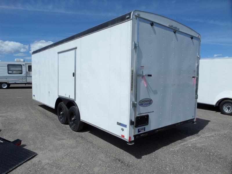 2019 Continental Cargo TW822TA2 Enclosed Cargo Trailer