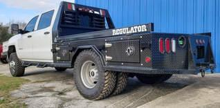 2022 Bradford Built Regulator Truck Bed
