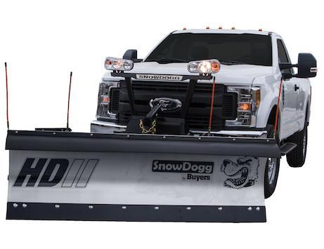 2020 SnowDogg HD75 II Snow Plow