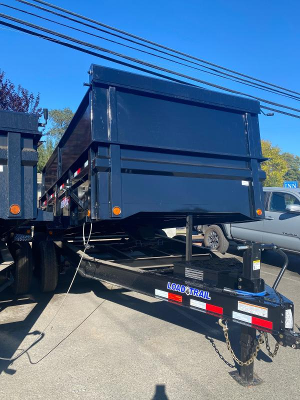 2022 Load Trail 83'' X 14' DUMP TRAIL WITH SIDE EXTENSIONS
