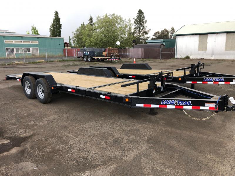 "Load Trail TH8320 Equipment Trailer 83""X20' 4' STATIONARY"