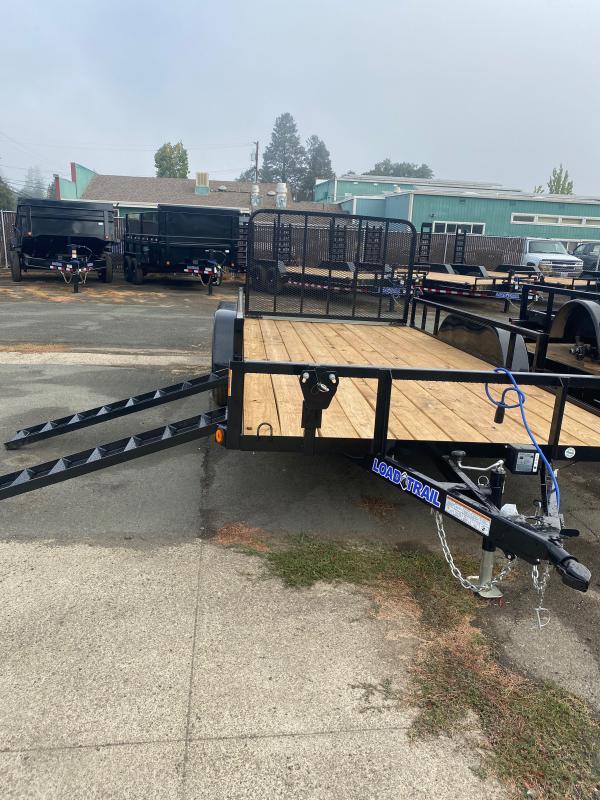 "2022 Load Trail 83"" x 16' 7K Utility Trailer"