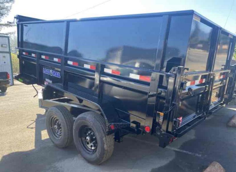 """2021 Load Trail 83"""" X 14' 14k Dump Trailer WITH SIDE EXTENSIONS"""