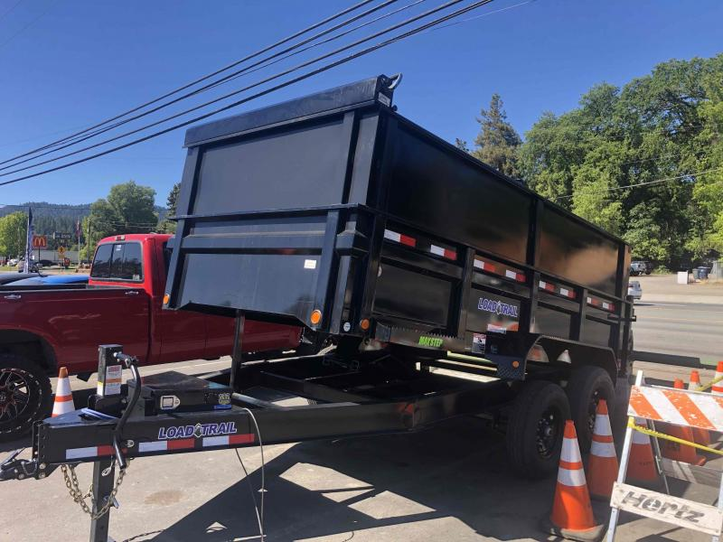 """2021 Load Trail 83""""X14' Dump Trailer WITH 24"""" SIDE EXTENTIONS"""
