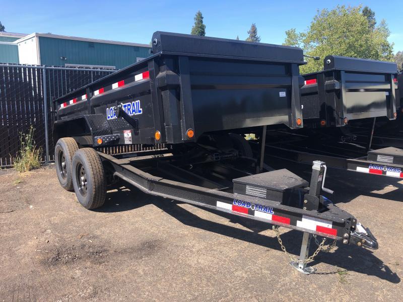 "2021 Load Trail DT7212 Dump Trailer 72""x12' 10K"