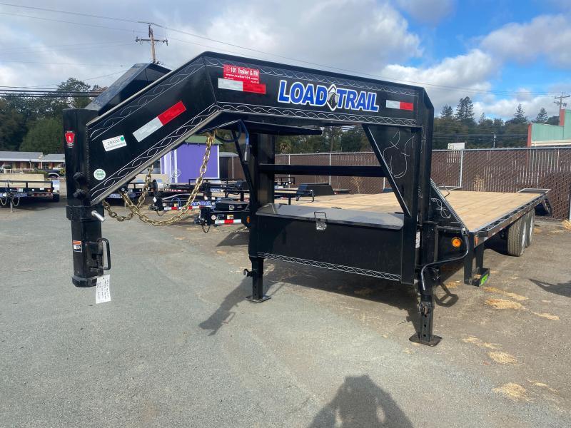 2022 Load Trail 102'' X 25' 14K GOOSENECK Equipment Trailer