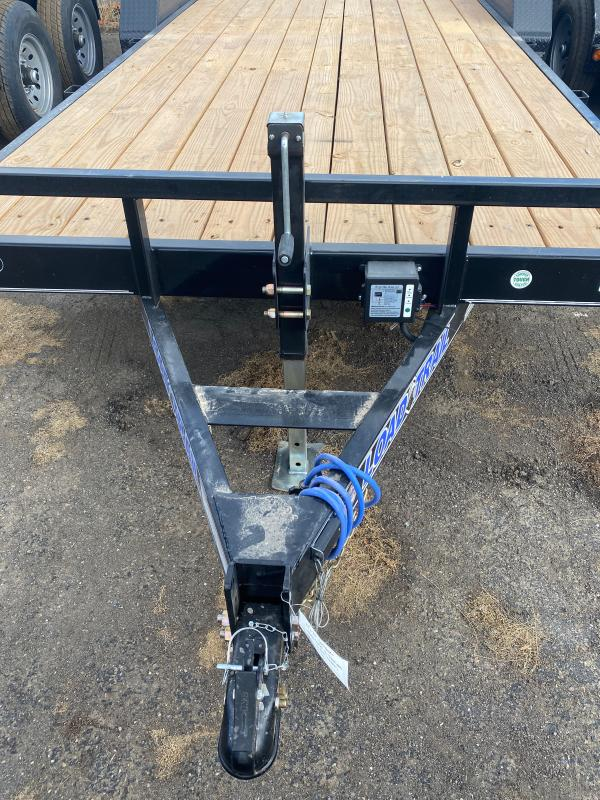 2022 Load Trail 83'' X 20' 9990K Carhauler STAND UP RAMP