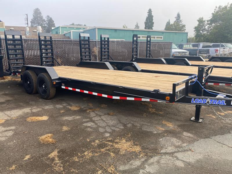 """2022 Load Trail 83"""" X 22' 14K Carhauler STAND UP RAMPS"""