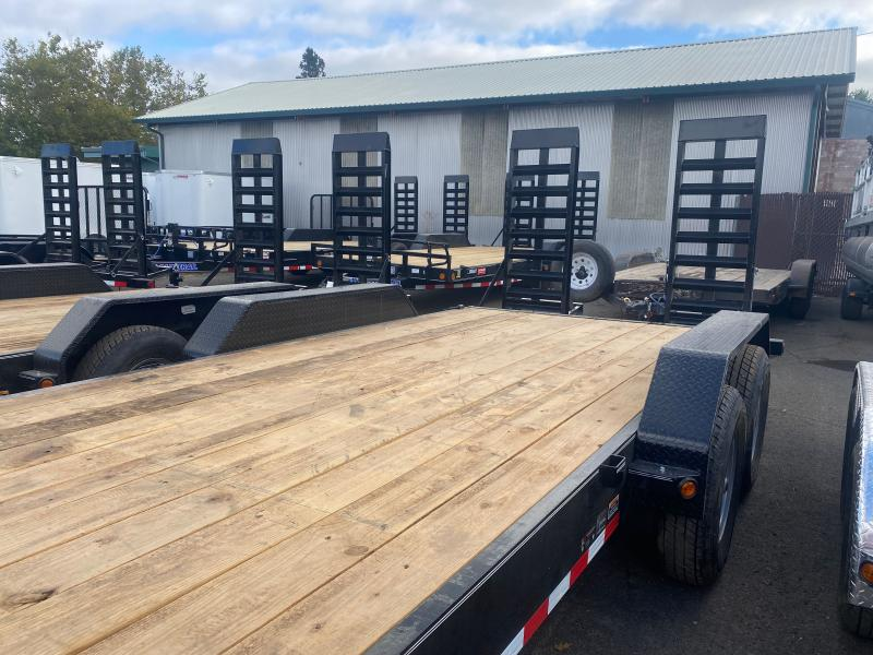 2022 Load Trail 83'' X 20' 14K Carhauler STAND UP RAMPS