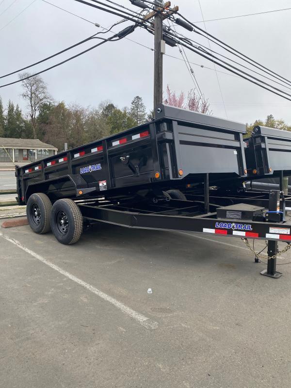 "2021 Load Trail 83""X14' 14K Dump Trailer"
