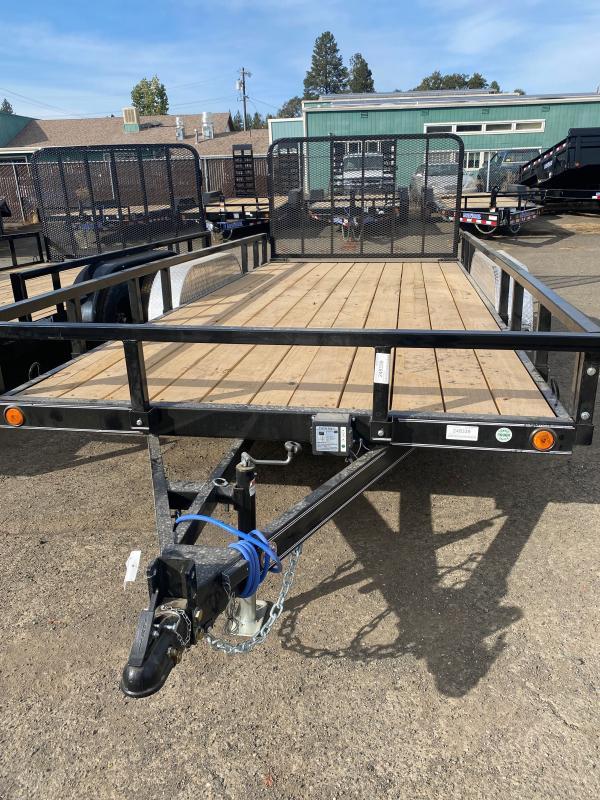 2022 Load Trail 7K 83'' X 16' Utility Trailer