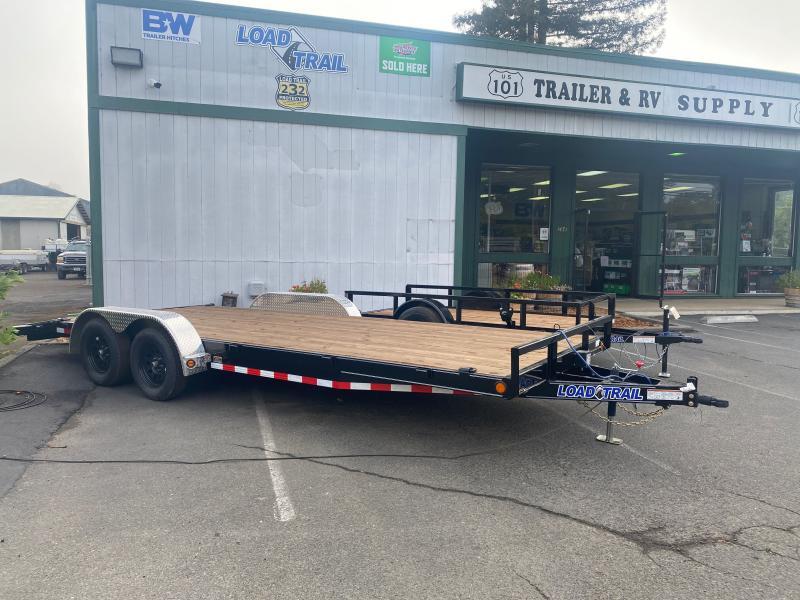 "2021 Load Trail 83"" X 20' 7K CARHAULER"