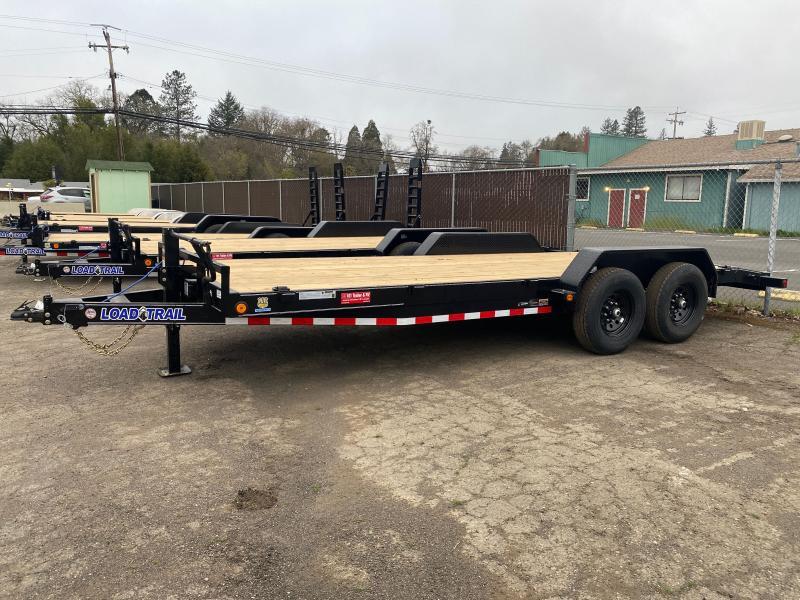 "2021 Load Trail 83""X20' Car / Racing Trailer"