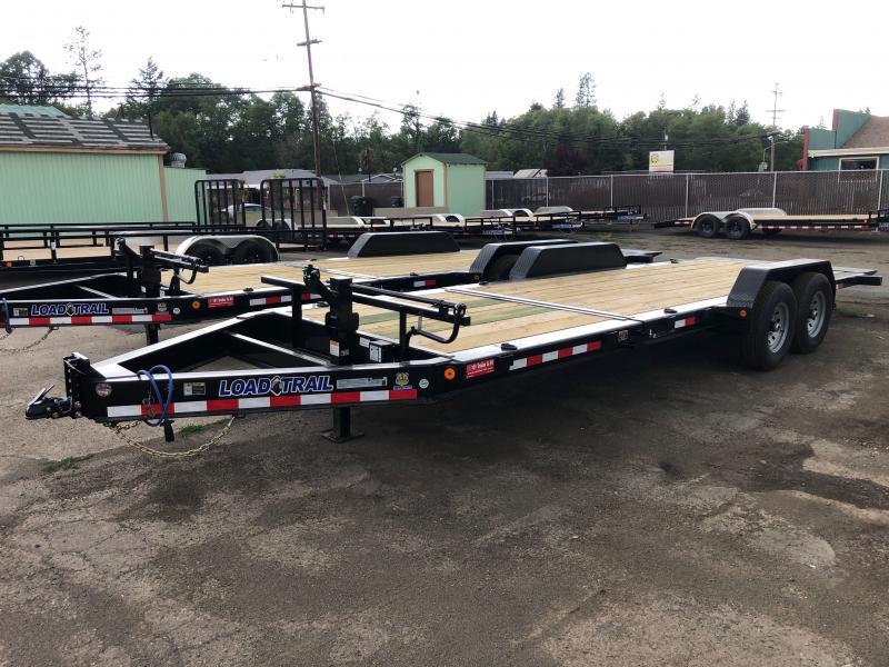 "Load Trail TH8322 Equipment Trailer 83""X22' 6' STATIONARY"