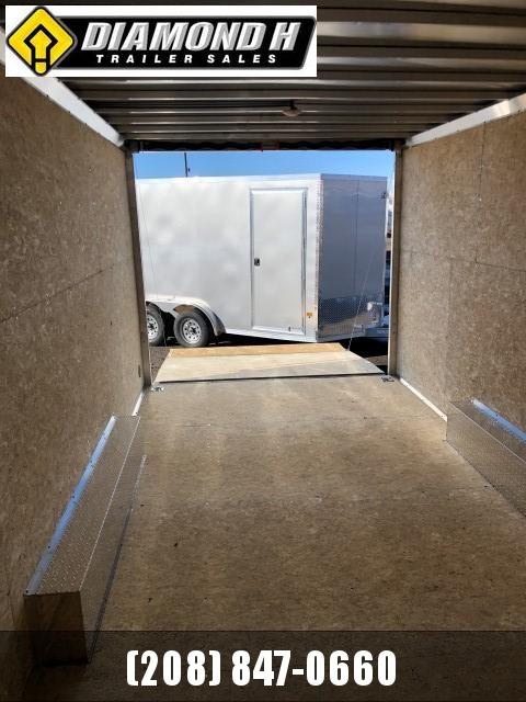 2021 Mission EZEC 8x20 Enclosed Cargo Trailer