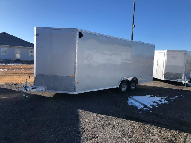 2021 Mission EZEC 8x20 Enclosed Cargo Trailer