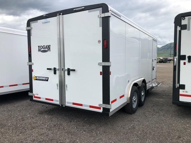2020 Logan Coach Contractor Enclosed Cargo Trailer