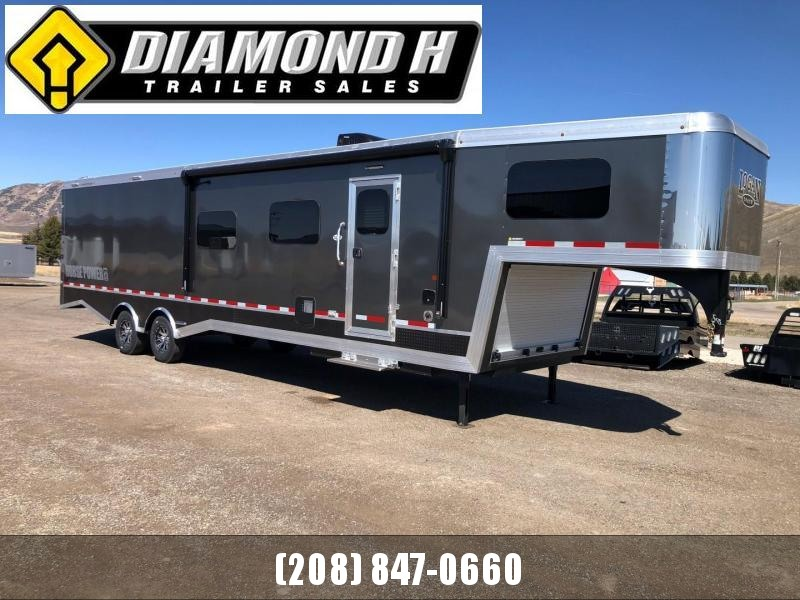 2022 Logan Coach Horse Power 10x10 LQ Toy Hauler