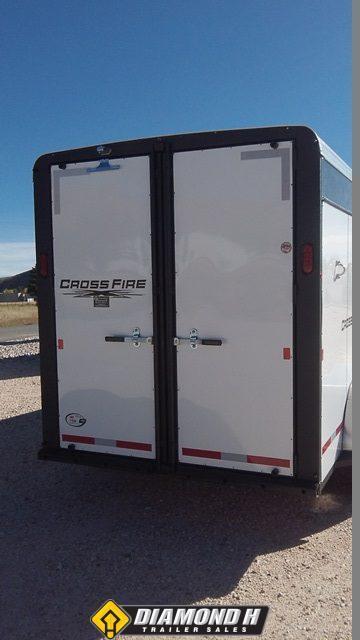 2020 Logan Coach Crossfire 3 Horse Trailer