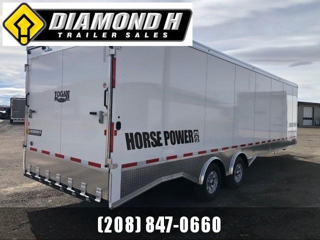 2020 Logan Coach Horse Power SxS