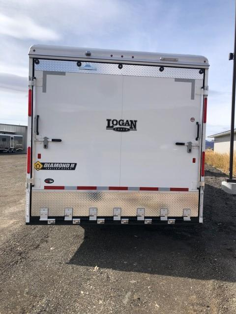 2020 Logan Coach Horse Power SxS